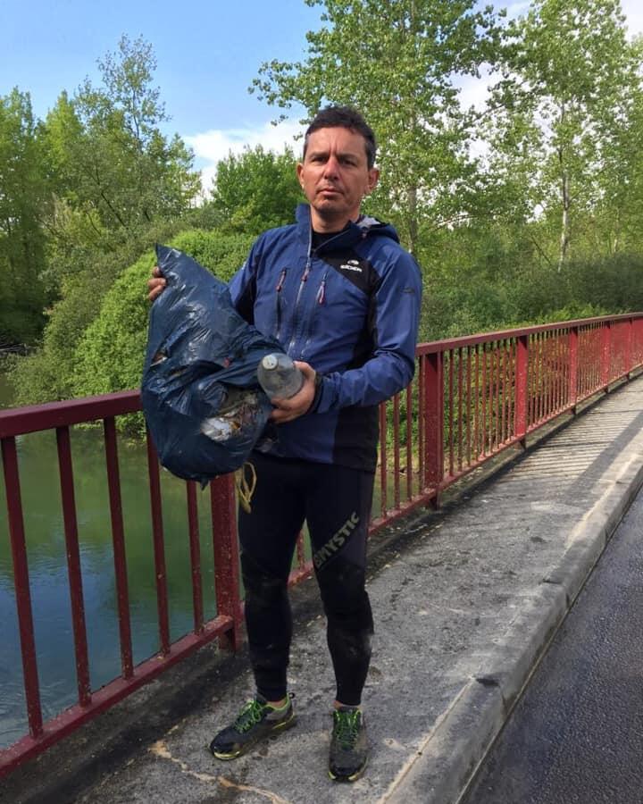 waste down the seine
