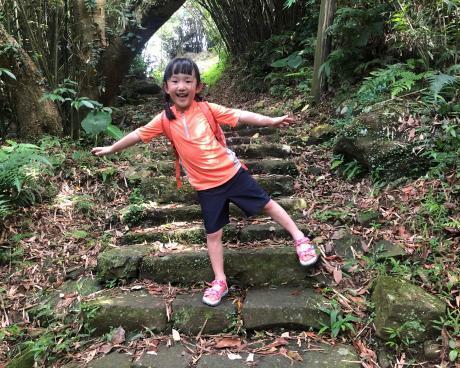 跟著晨晨登山隊來一趟夏日親子健行-image20