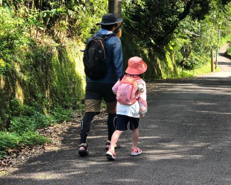跟著晨晨登山隊來一趟夏日親子健行-image25
