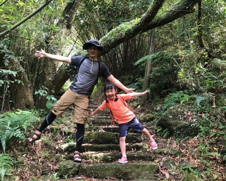 跟著晨晨登山隊來一趟夏日親子健行-image18