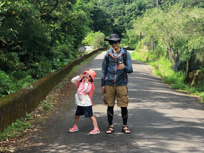 跟著晨晨登山隊來一趟夏日親子健行-hero banner