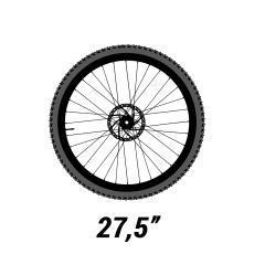 VTT roues 27,5 pouces