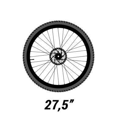 """Taille de roues 27,5"""""""