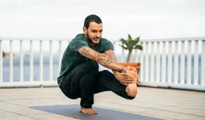 Yoga taboe's doorprikt