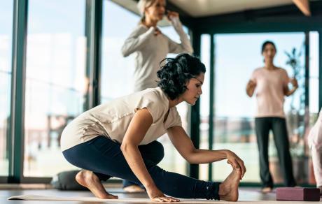 yoga lenig zijn