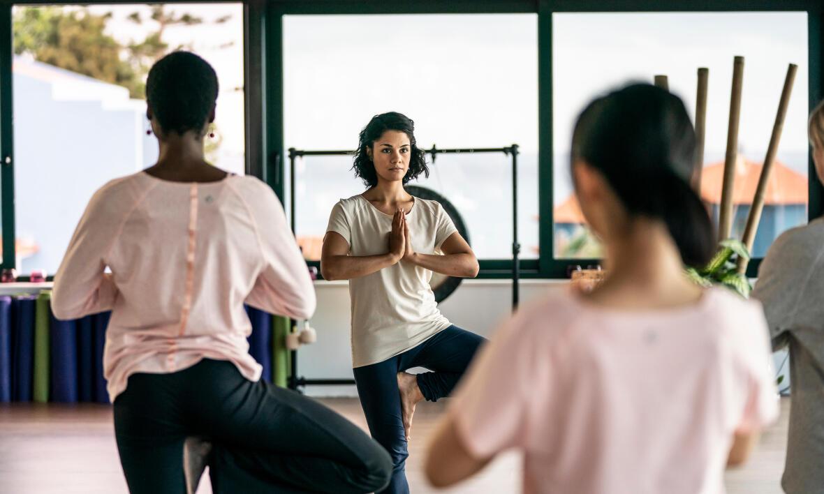 Yoga iets voor jou ?