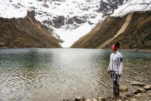 Salkantay Trail in Peru