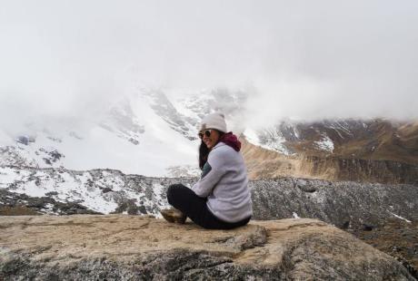 Inca trail trektocht Peru