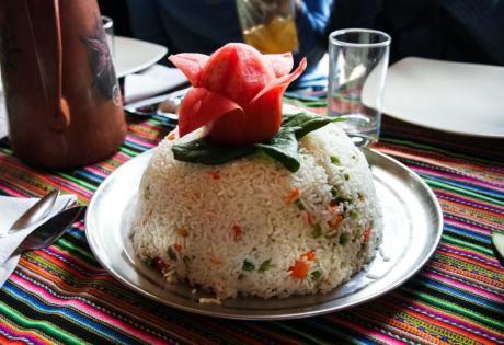 Lekker eten in Peru