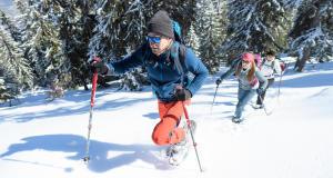 comment choisir des raquettes à neige, les conseils quechua randonnée neige