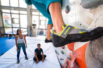 如何選擇攀岩鞋
