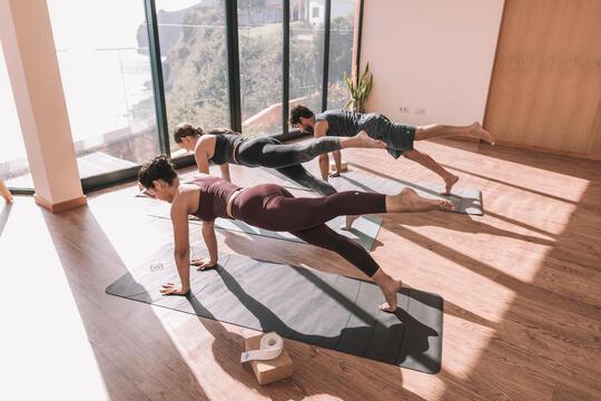 6 raisons d'inclure le Yoga à vos entraînements