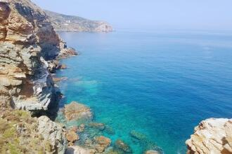 travel itinerary greece cyclades