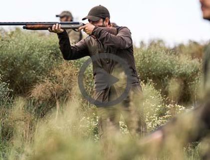 Vidéo pratique de chasse solognac