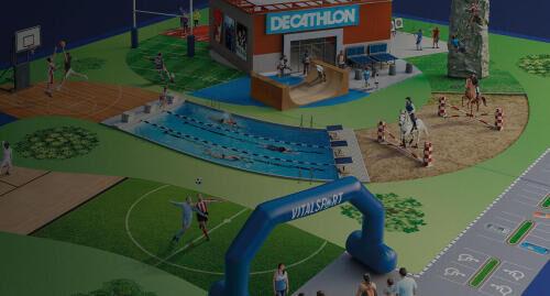 vitalsport decathlon