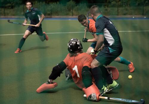 De 5 basisregels om een hockeywedstrijd te begrijpen