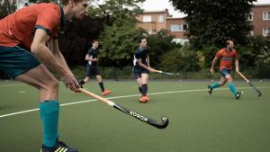 Korok hockey sur gazon