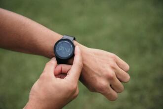 迪卡儂 W500間歇手錶