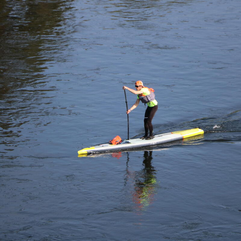 ALEXANDRE AND PASCALE: THEIR STAND-UP PADDLE STORY