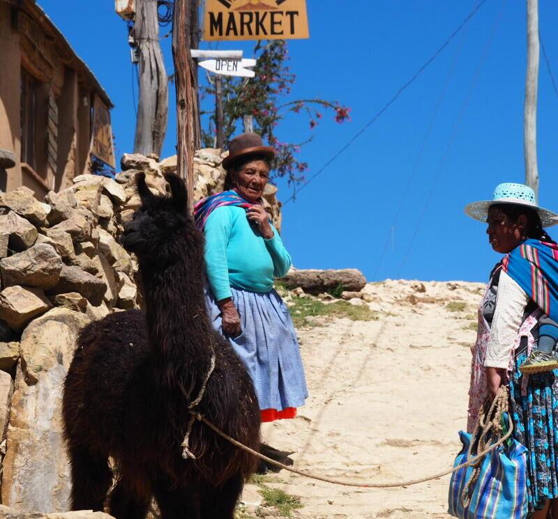 Peru Chile women