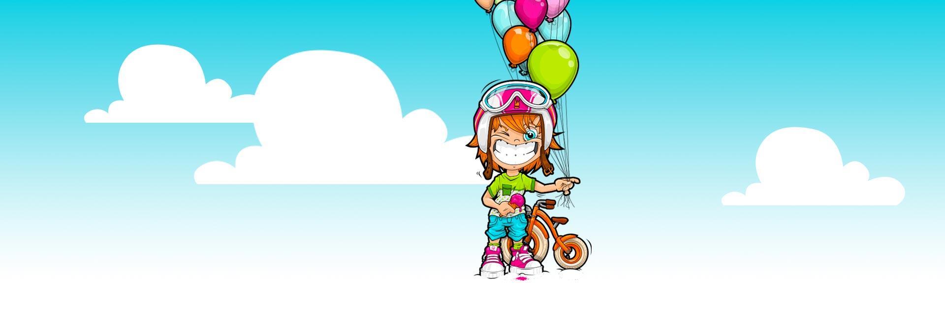 A tout âge la bonne taille de vélo !