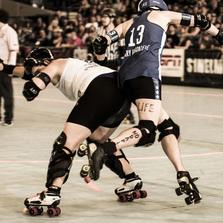roller derby decathlon
