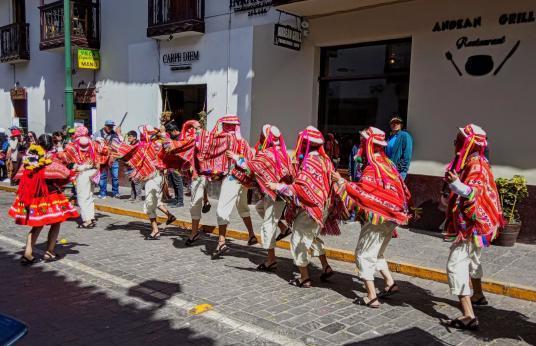 Danse Cusco Pérou