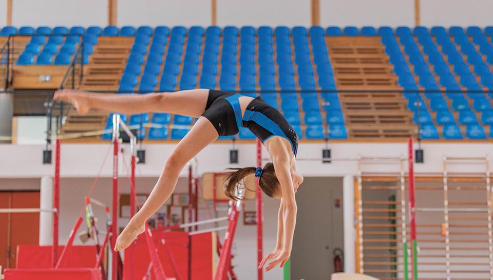 Gym artistique féminine