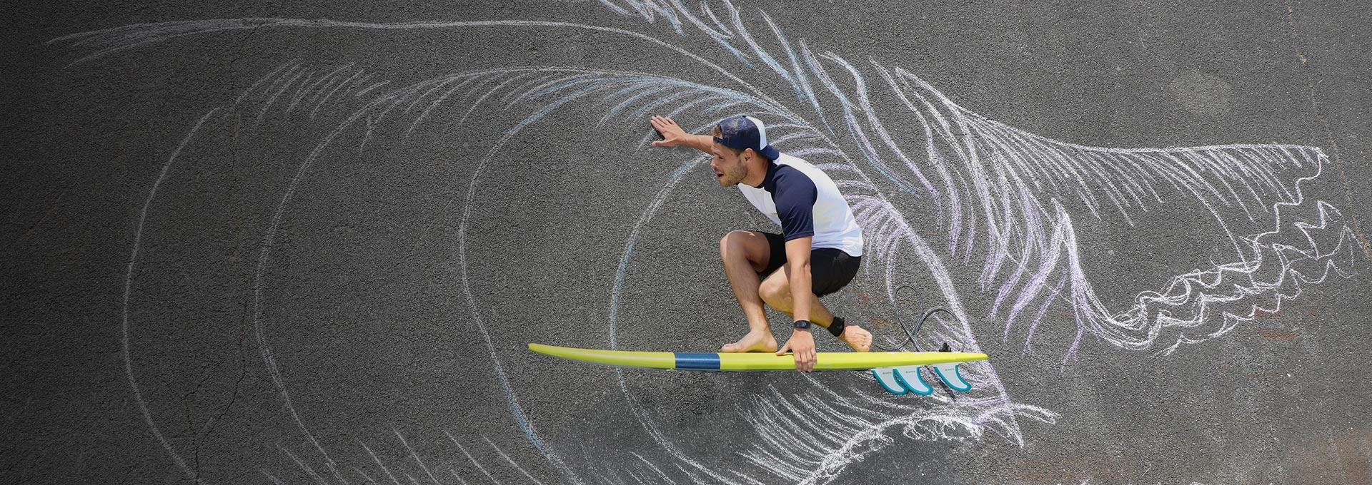 Le surf fait aussi sa rentrée