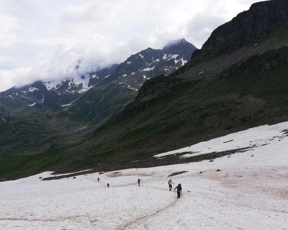 photo ambassadeur guilhem montagne quechua decathlon