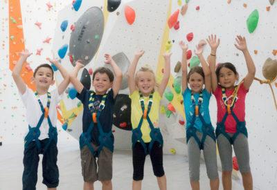 攀岩 | 攀岩對兒童的好處