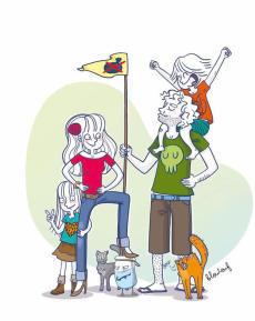 famille-zero-dechet-randonnee