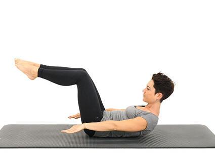 O Hundred, exercício de pilates - conselhos desporto DECATHLON