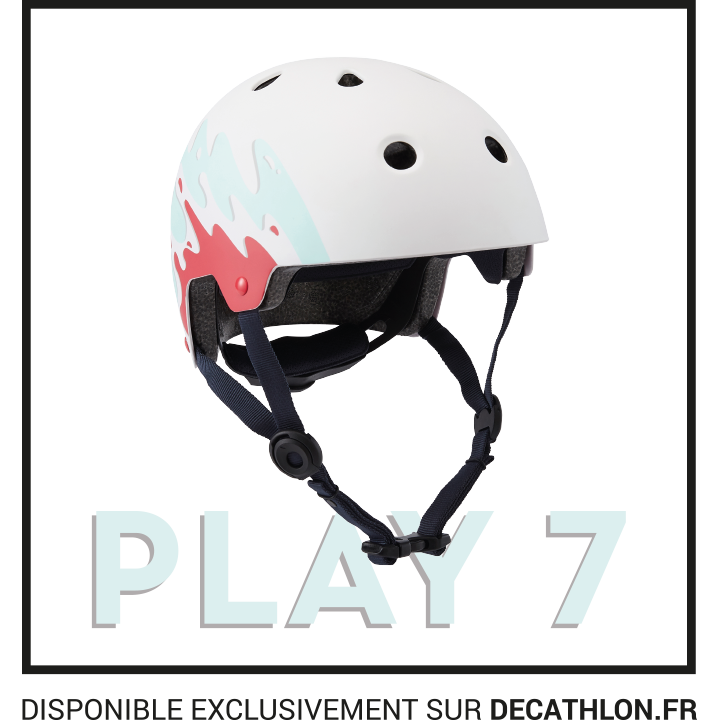 CASQUE PLAY 7 SPLASH
