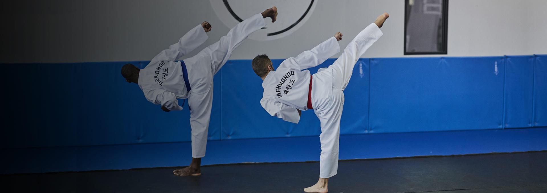 Rentrée sportive Taekwondo