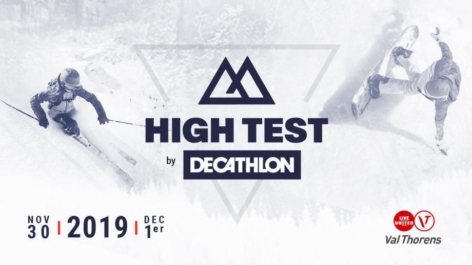 high test 2019