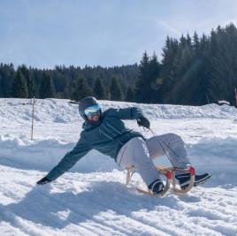 Les bienfaits de la luge, un sport à découvrir avec les conseils sportifs Décathlon