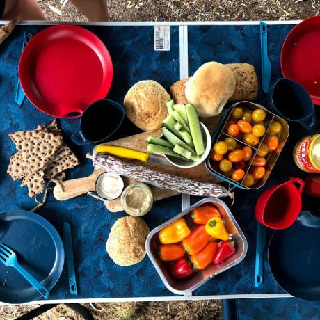 Koken op de camping - leukewereld.be