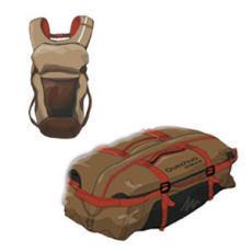 sacs adaptés pour le désert