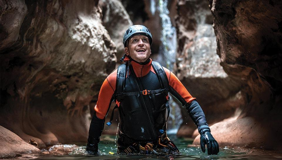 panoplie canyoning mixte