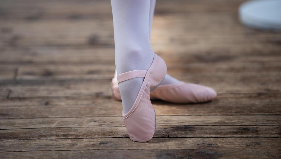 Demi-pointes, chausson danse classique, demi pointe, pointe danse