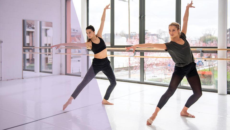 tenue danse moderne jazz et contemporain femme et fille decathlon