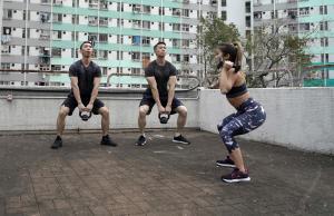 different squats