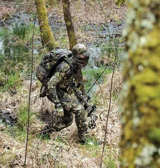 homme qui chasse