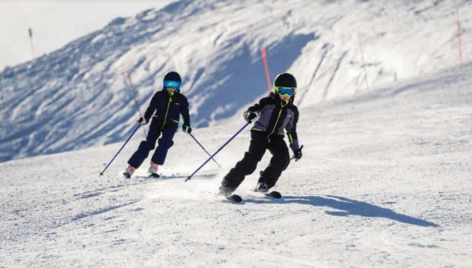 collection ski enfant