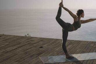 IMPROVE YOUR FLEXIBILITY WITH YOGA