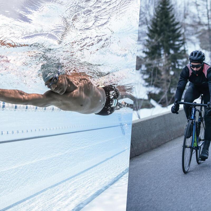 Natation : un sport complémentaire avec le vélo