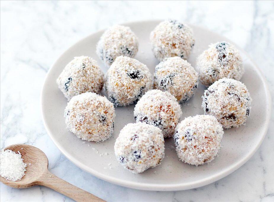 Energy Balls met kokosnoot