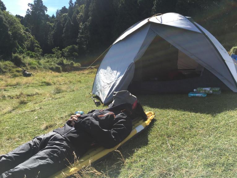 加羅湖兩天一夜登山露營