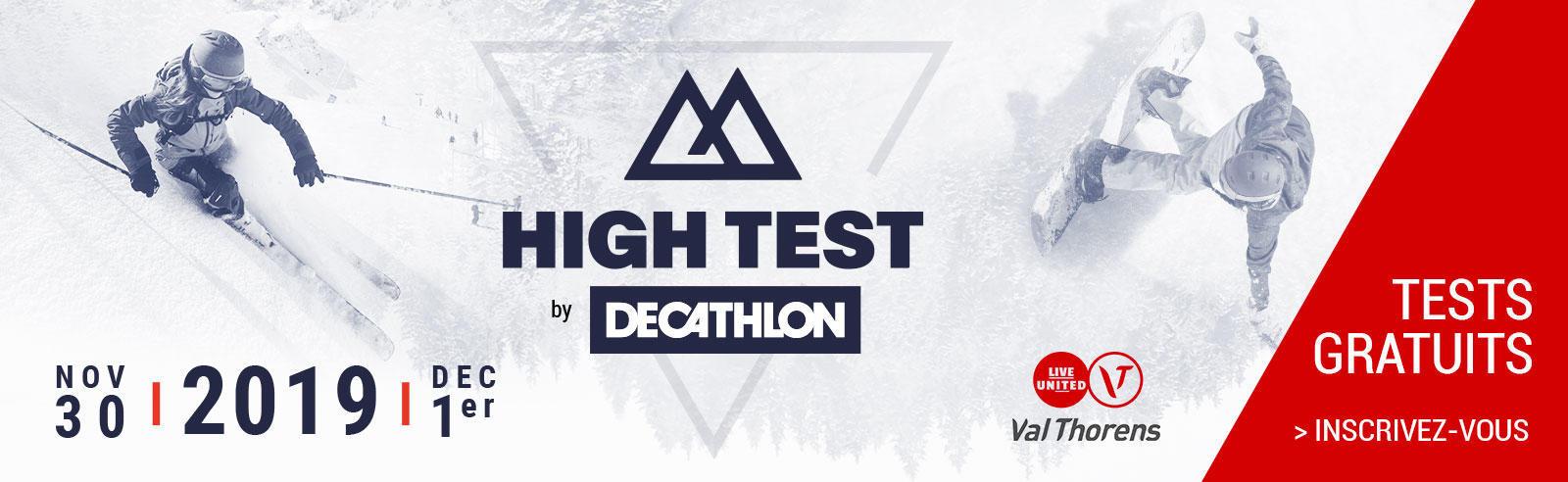 HIGH TEST